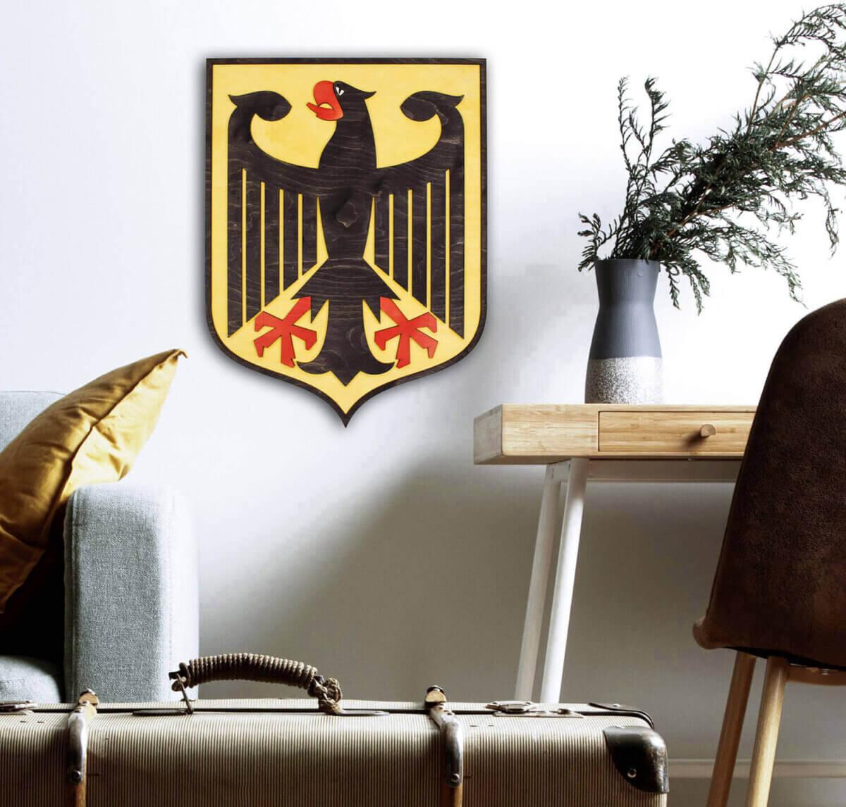 Blason de l'Allemagne