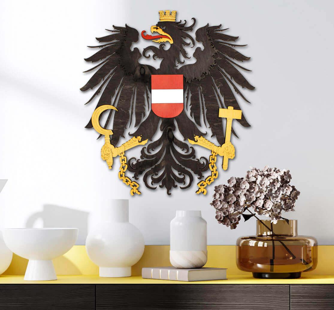 Blason de l'Autriche